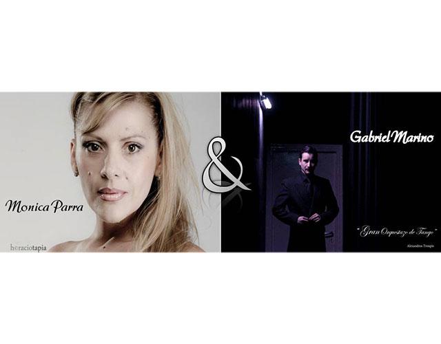 Gabriel Marino & Monica Parra, Workshops-Show @ Larissa 29- 30 Nov