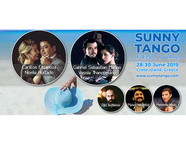 Sunny Tango Festival - 6th Edition (28-30/06/2019)